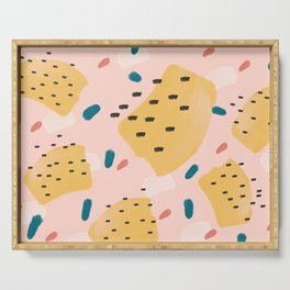 Citric Fun Serving Tray