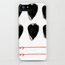 CUORE iPhone Case