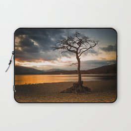 Bonny Banks Sunset Laptop Sleeve
