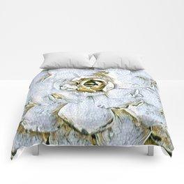 Mosaic Succulent Comforters