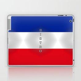 Tricolore Bistro Laptop & iPad Skin