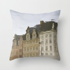 Gent Throw Pillow