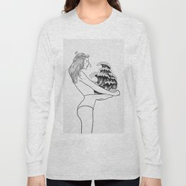 Ocean enough. Long Sleeve T-shirt