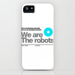 trans europe express iPhone Case