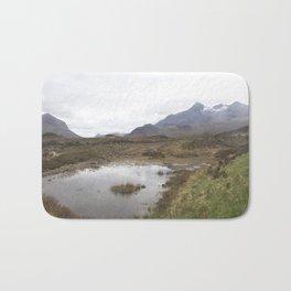 Mountains Lewis and Harris 1 Bath Mat