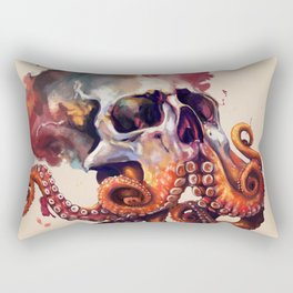 Octobeard Rectangular Pillow