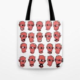 Zak moods Tote Bag