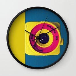 Lomo Camera HOLGA Wall Clock