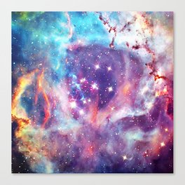 the Cosmos Canvas Print