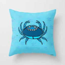 Cancer Throw Pillow
