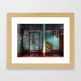 Mae Hong Son - Thailand Framed Art Print