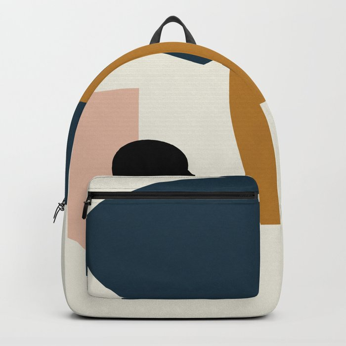 Shape study #1 - Lola Collection Backpack