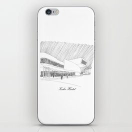 Zaha Hadid iPhone Skin