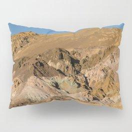 Artist's Palette Pano - Death Valley, California Pillow Sham