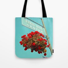 Fern Hill Center Tote Bag