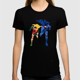 Batdude & Robin T-shirt