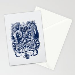 Tlaloc Stationery Cards