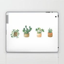 House Plants Laptop & iPad Skin