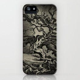 The Guitar Tree. iPhone Case