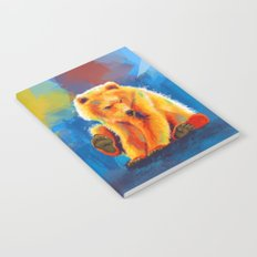 Play with a Bear Notebook