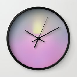 There Were Some Nasty Rumors Going Around Wall Clock
