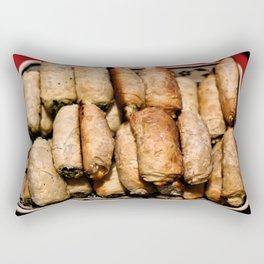 Greek Delight Rectangular Pillow