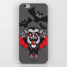 Evil Powers of Pumped up Kicks iPhone Skin