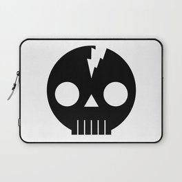 Crack Head Skull Boy Laptop Sleeve