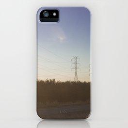 Interstate-5 I iPhone Case