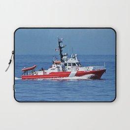 Patrol Boat Laptop Sleeve
