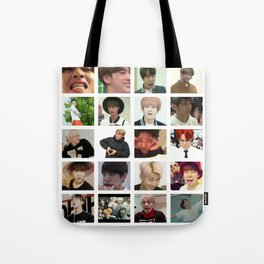 BTS Memes collection Tote Bag