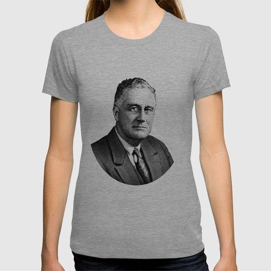 President Franklin Roosevelt Graphic by warishellstore