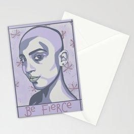 Be Fierce Stationery Cards