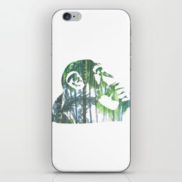 Banksy Chimps iPhone Skin