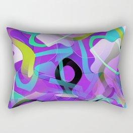wave fxx. 3 Rectangular Pillow