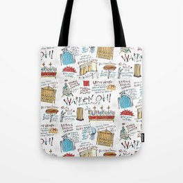 Warren OH! Monumentally Tote Bag