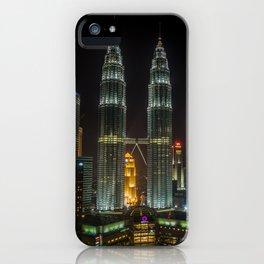 Kuala Lumpur | Malaysia iPhone Case