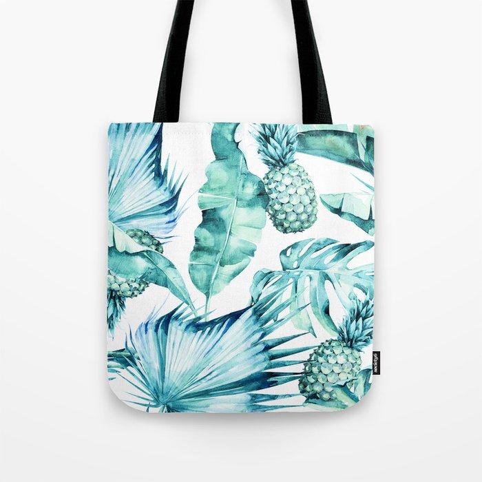 Bahamas - aquamarine Tote Bag