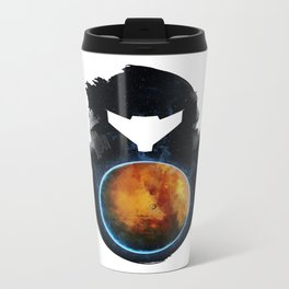 Metroid Prime Metal Travel Mug