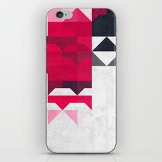 ryspbyrry xhyrrd iPhone & iPod Skin
