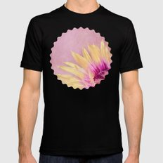 LIKE ICE IN THE SUN MEDIUM Mens Fitted Tee Black