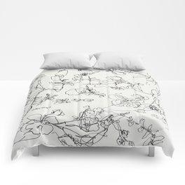 Botanical Bold Comforters