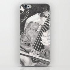 The Note Waltz iPhone & iPod Skin