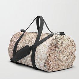 Sparkling GOLD Lady Glitter #1 #decor #art #society6 Duffle Bag