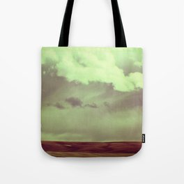 Atomspheric Immersion Tote Bag