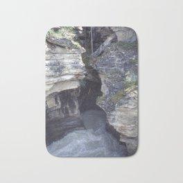 Athabasca Falls 4 Bath Mat
