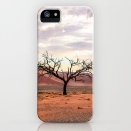 African Tree iPhone Case