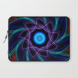 Whirled Star Laptop Sleeve