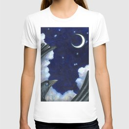 Journey to the Stars -The Groundbird T-shirt