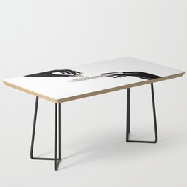 Flower roll / Illustration Coffee Table